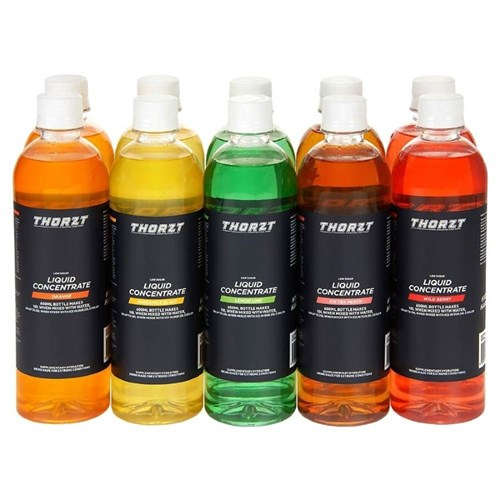 Liquid Concentrate 600mL Bottle - Mixed Flavours