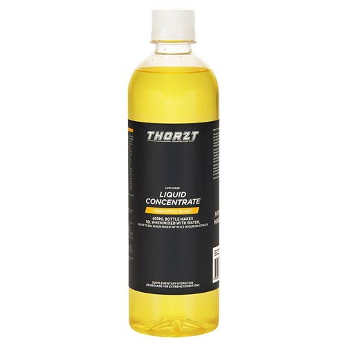 THORZT Liquid Concentrate 600mL Bottle - Pineapple Blast