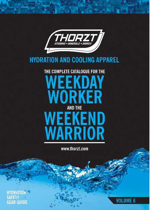 Thorzt Catalogue | THORZT – Hydrating Hard Work